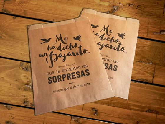 bolsas de papel impresas - fabrica de bolsas